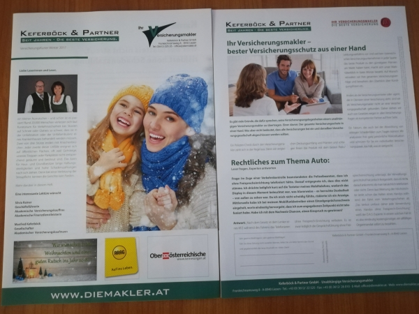 Versicherungskurier Winter 2017